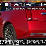 2011CTSCoupeESeriesExhaustKit
