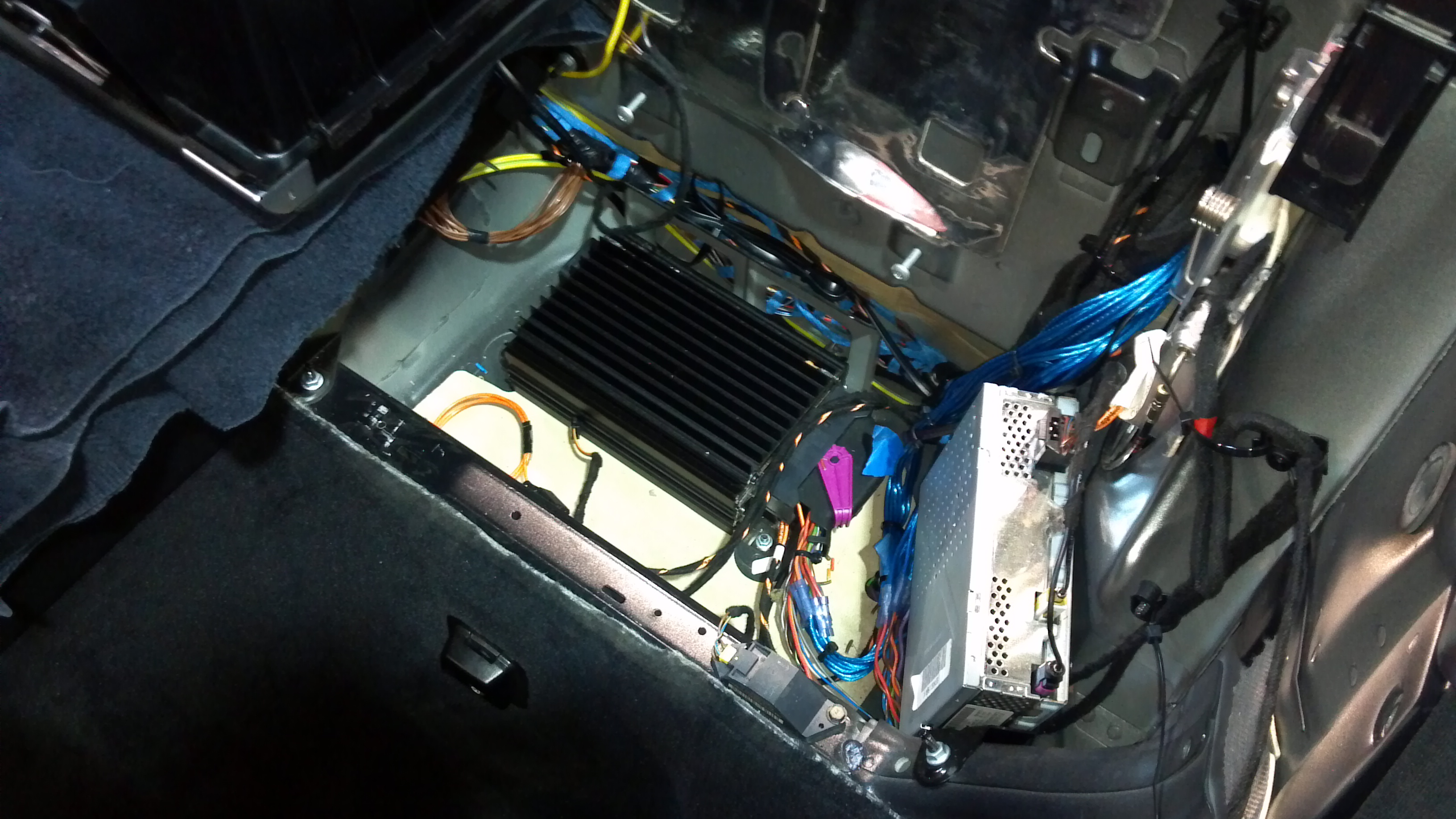 Mercedes Sl600 Stereo System Upgrade Mobile Electronic