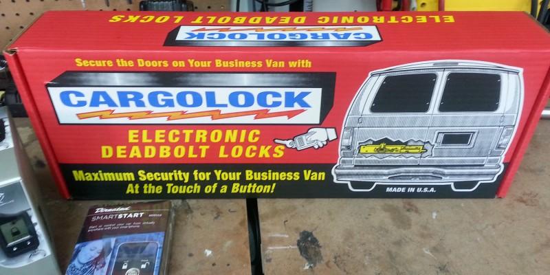 2014 Chevy Express Cargo Van Elite Security Package